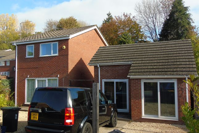 Thumbnail Detached house for sale in Bryn Bevan, Newport