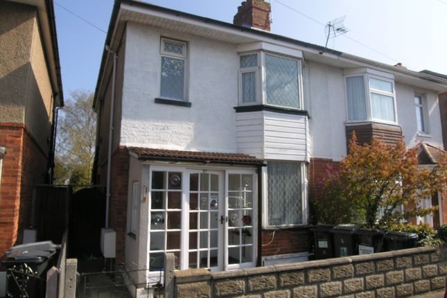 Thumbnail Property to rent in Elmes Road, Winton, Bournemouth