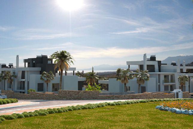 View Of Complex of La Montesa De Marbella, Costa Del Sol, Andalusia, Spain