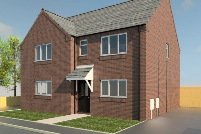 Thumbnail Semi-detached house for sale in Hornbeam Close, Ruskington, Sleaford