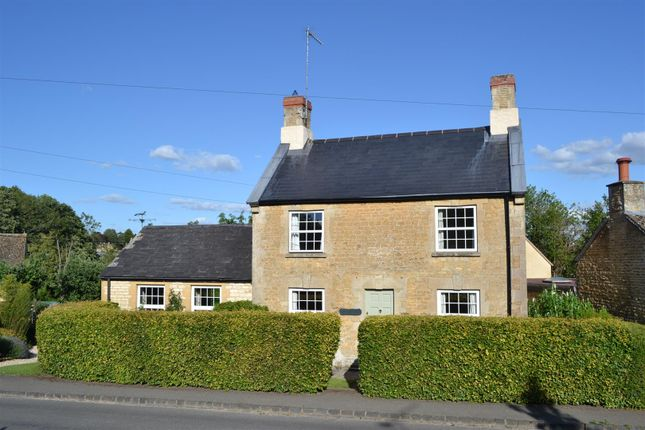 Thumbnail Detached house for sale in Bicester Road, Enstone, Chipping Norton