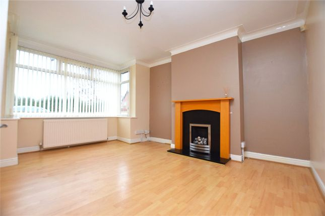 Thumbnail Terraced house to rent in Grovehall Road, Beeston, Leeds, West Yorkshire