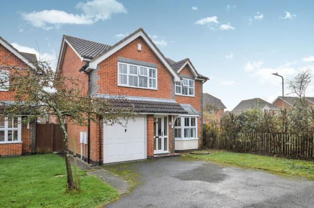 Thumbnail Detached house for sale in Centurion Walk, Ashford, Kent