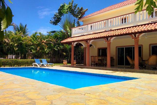 Thumbnail Villa for sale in Paseo La Perla, Perla Marina 57000, Dominican Republic