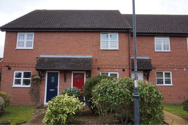 Thumbnail Terraced house for sale in Garden Way, Kings Hill