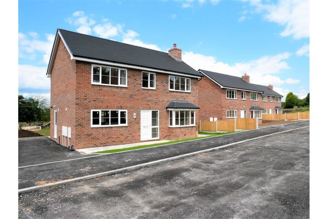 Thumbnail Detached house for sale in Chapel Close, Wetley Rocks