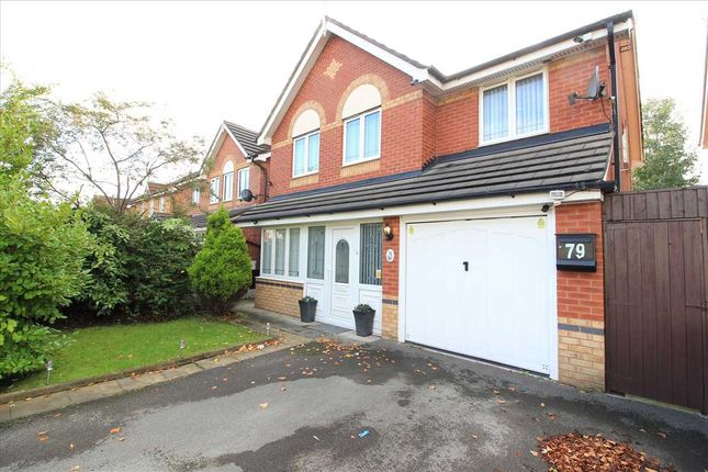 Thumbnail Detached house for sale in Bracknell Avenue, Kirkby, Liverpool