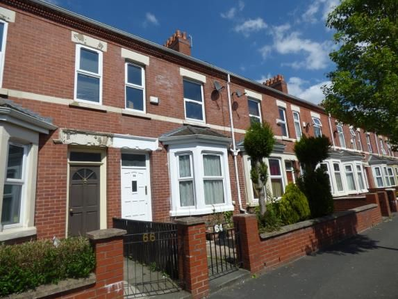Thumbnail Terraced house for sale in Ayres Road, Manchester, Greater Manchester