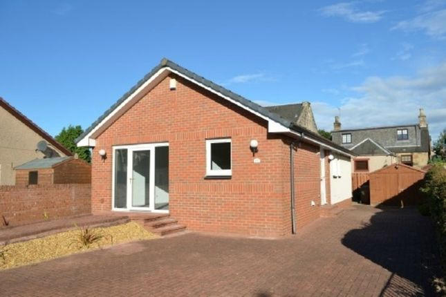 Thumbnail Detached bungalow to rent in Waverley Road, Stenhousemuir, Larbert