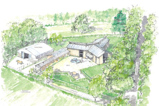 Thumbnail Detached house for sale in Sarum Road, Winchester, Hampshire