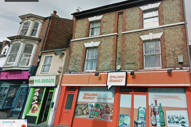 Thumbnail Flat to rent in Station Street, Spalding