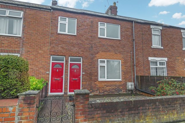 Thumbnail Flat for sale in Woodhorn Road, Ashington