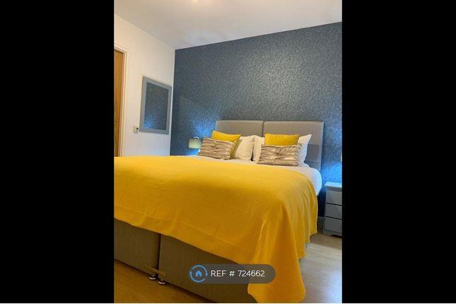 Master Bedroom of St Martins Gate, Birmingham B2