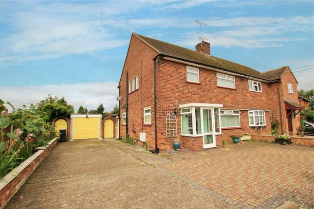 Thumbnail Semi-detached house for sale in Maldon Road, Witham, Essex
