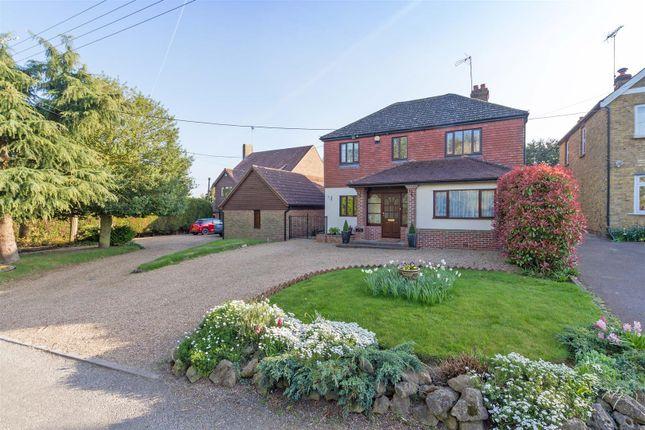 Thumbnail Detached house for sale in Munns Lane, Hartlip, Sittingbourne