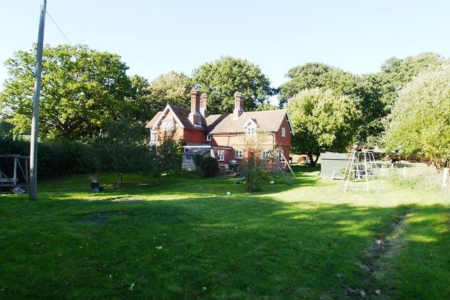 Thumbnail Detached house to rent in Burnthouse Lane, Cowfold, Horsham