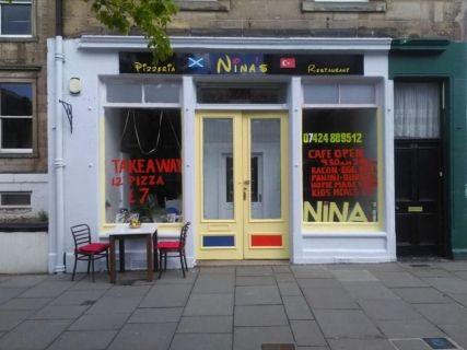Thumbnail Restaurant/cafe for sale in High Street, Burntisland