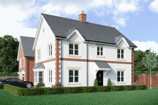 Front Sterndale Elevation