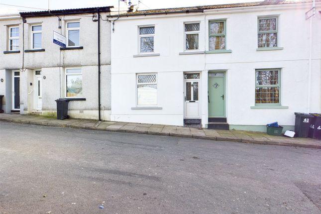 Thumbnail Terraced house for sale in Winifred Street, Dowlais, Merthyr Tydfil