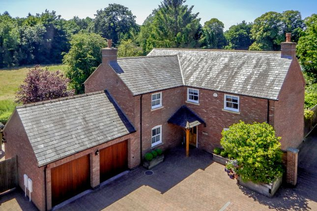 Thumbnail Detached house for sale in The Woodlands, Main Street, Bruntingthorpe, Lutterworth, Leicestershire
