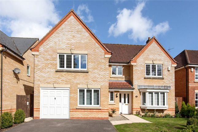 Thumbnail Detached house for sale in Ormonde Gardens, Newbury, Berkshire