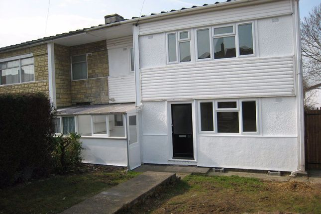 Thumbnail 4 bed property to rent in Nowell Road, Oxford
