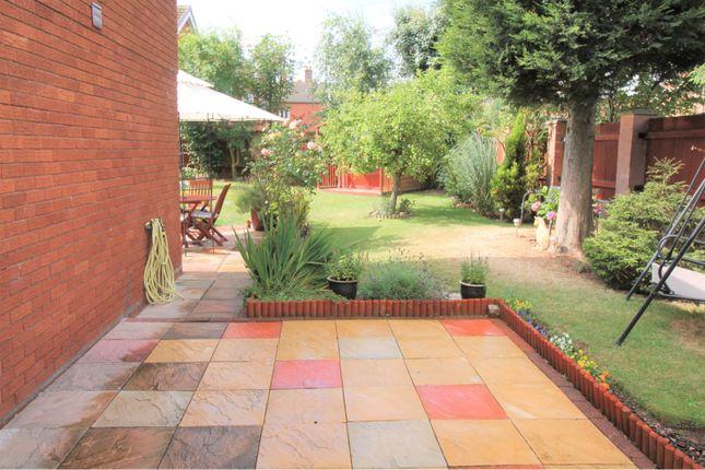 Side Garden of Pembroke Way, Stourport-On-Severn DY13