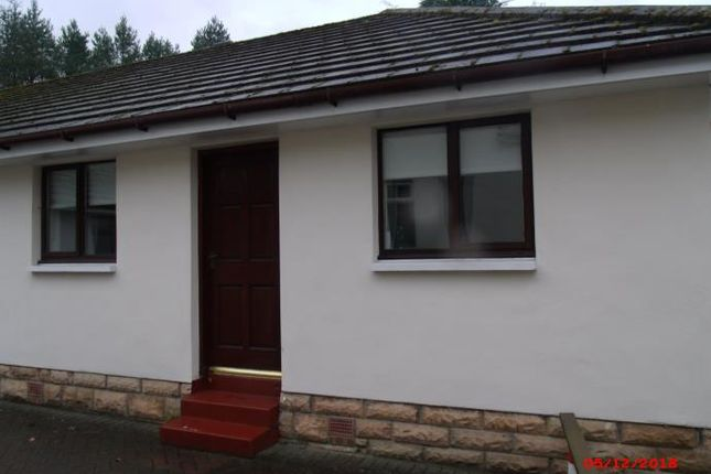 Thumbnail End terrace house to rent in Milngavie Road, Bearsden