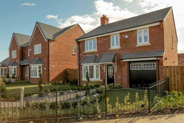 Thumbnail Detached house for sale in Thurstan Park, Northallerton Road, Brompton, Northallerton