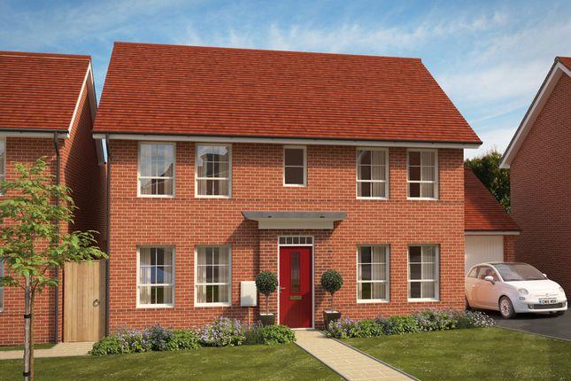 "Thumbnail Detached house for sale in ""Thornbury"" at Pinn Lane, Pinhoe, Exeter"