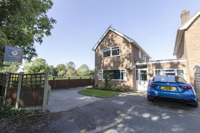 Thumbnail Detached house for sale in Westfield Terrace, Longford, Gloucester