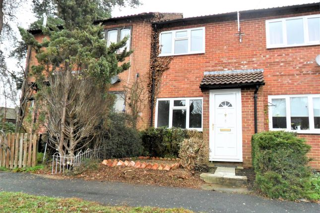 Thumbnail Terraced house to rent in Garnet Road, Bordon