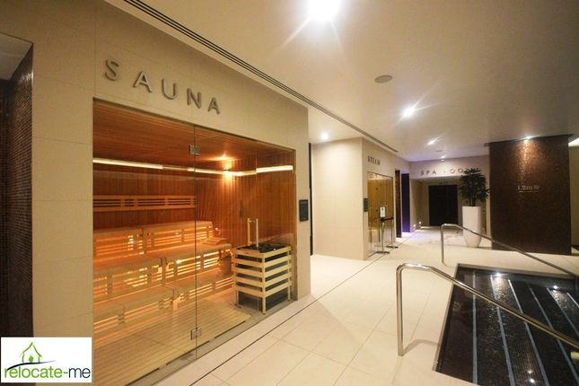 Sauna Facilities of Goodman Fields, London E1