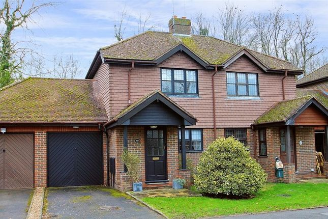Thumbnail Semi-detached house for sale in Kingston Avenue, East Horsley, Leatherhead