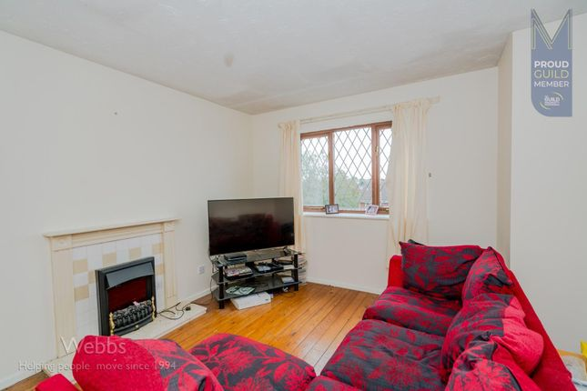 2 bed flat for sale in Signal Grove, Bloxwich, Walsall WS3