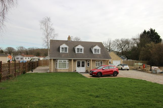 Thumbnail Detached bungalow to rent in Ram Hill, Coalpit Heath