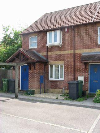 Thumbnail End terrace house to rent in Paddock Close, Bradley Stoke, Bristol