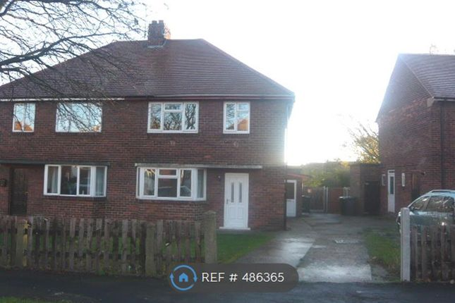 Thumbnail Semi-detached house to rent in Shaftsbury Avenue, Doncaster