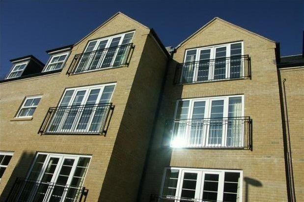 Thumbnail Flat to rent in Terrill Close, Huntingdon