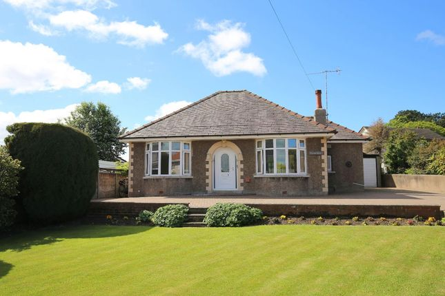 Thumbnail Bungalow for sale in Broadlands Drive, Bolton-Le-Sands, Carnforth
