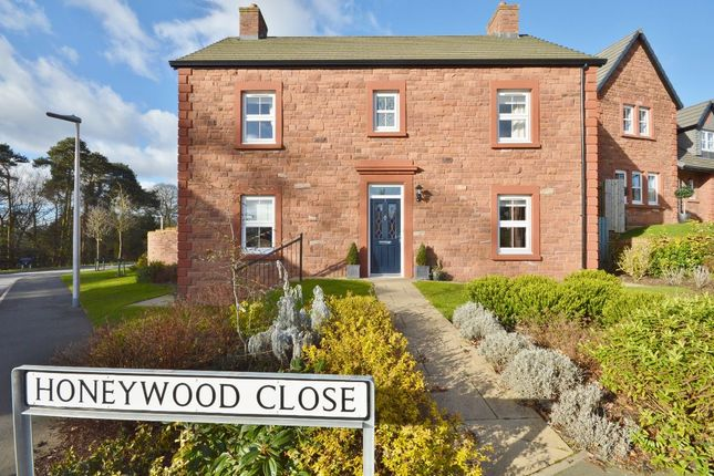 Thumbnail Detached house for sale in Honeywood Close, Appleby-In-Westmorland