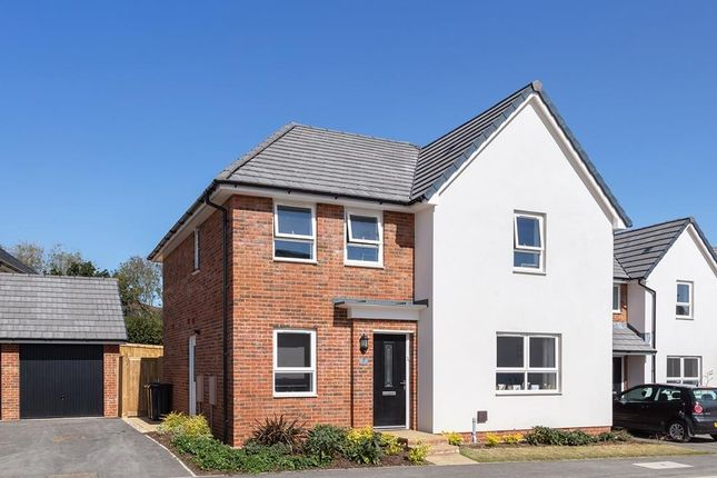 Radleigh 4 Bedroom Home Detached At Lucerne Fields