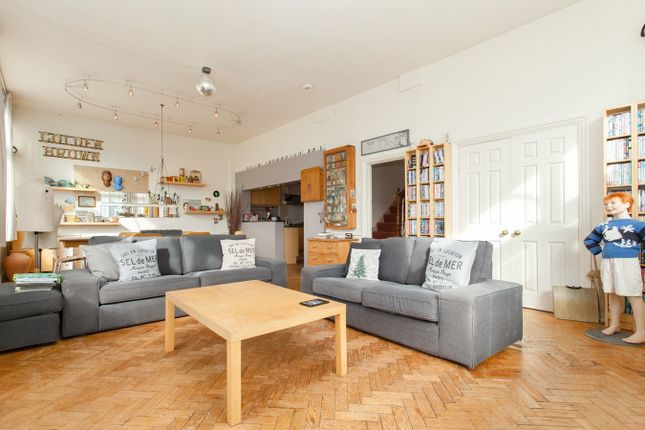 Thumbnail End terrace house for sale in Corporation Street, London
