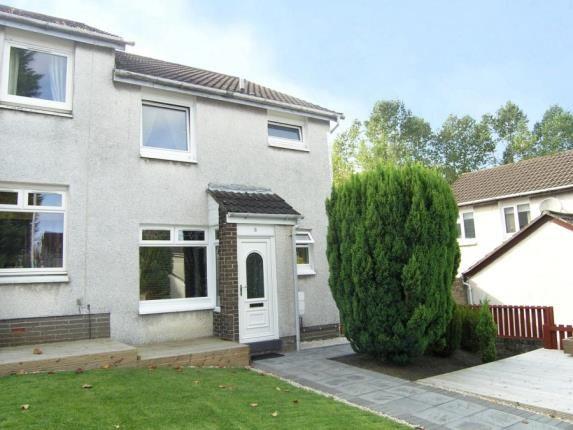 Thumbnail Property for sale in Craigelvan Drive, Cumbernauld, Glasgow, North Lanarkshire