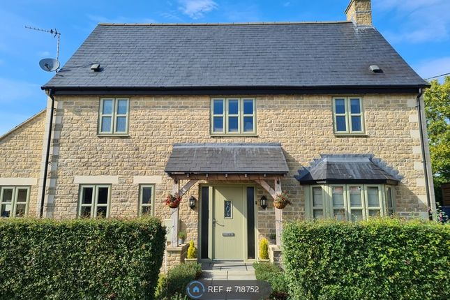 Thumbnail Detached house to rent in The Street, Lea, Nr Malmesbury