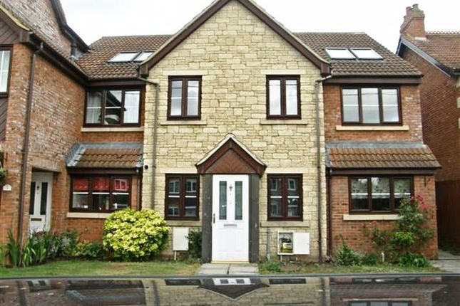 Thumbnail Terraced house to rent in Chapel Close, Melksham