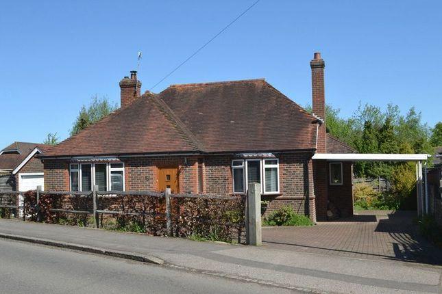 Thumbnail Bungalow for sale in The Ridgeway, Tonbridge