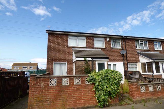 3 bed terraced house to rent in Wendover Way, Sunderland, Tyne & Wear SR5