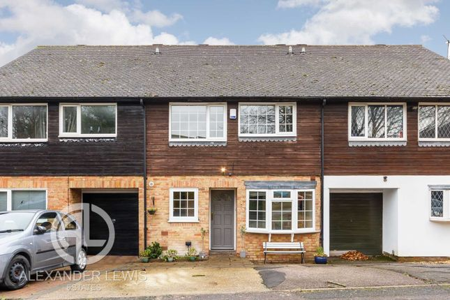 Thumbnail Terraced house for sale in Layston Park, Royston