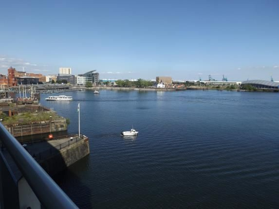 Thumbnail Flat for sale in Ocean Reach, Havannah Street, Cardiff Bay, Cardiff